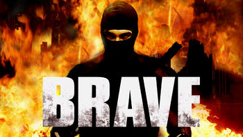 Netflix box art for Brave