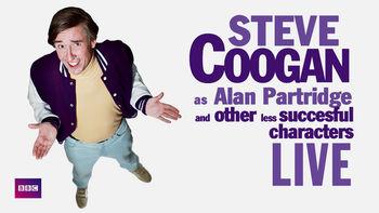 Netflix box art for Steve Coogan As Alan Partridge & Other...