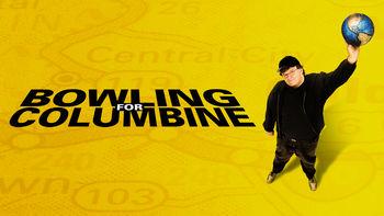 Netflix box art for Bowling for Columbine