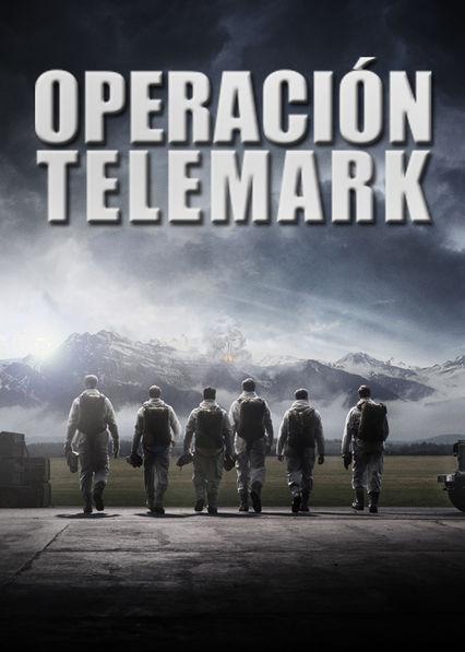 Carátula de Operación Telemark