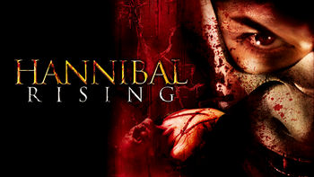 Netflix box art for Hannibal Rising