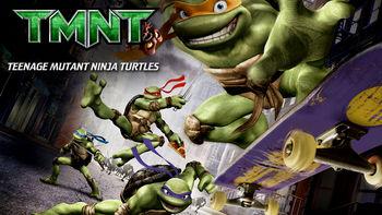 Netflix box art for Teenage Mutant Ninja Turtles