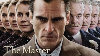 Netflix box art for The Master