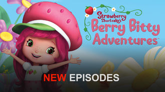 Netflix box art for Strawberry Shortcake: Berry Bitty... - Season 4