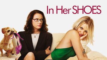 Netflix box art for In Her Shoes