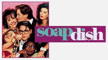 Netflix box art for Soapdish