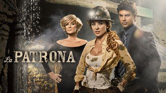 Netflix Box Art for La Patrona - Season 1