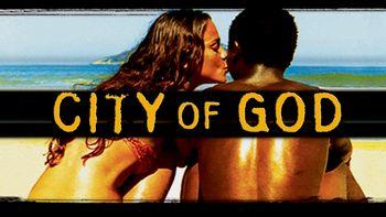 Netflix box art for City of God