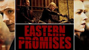 Netflix box art for Eastern Promises