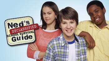 Netflix germany: ned's declassified school survival guide is.