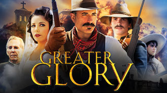 Netflix box art for For Greater Glory