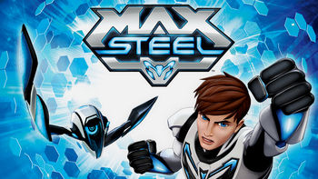 Netflix Box Art for Max Steel - Season 1