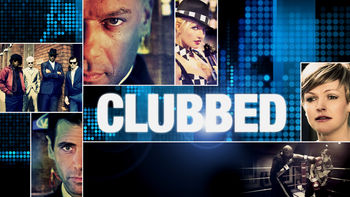 Netflix box art for Clubbed