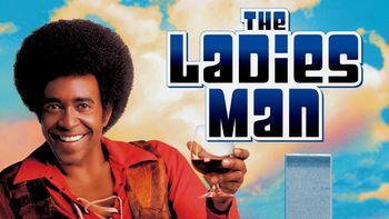 Netflix box art for The Ladies Man
