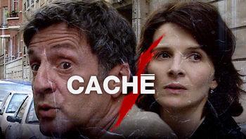Netflix box art for Caché