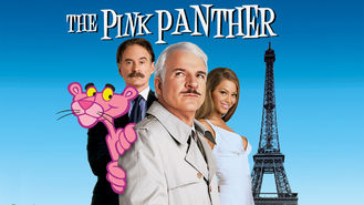 Netflix box art for The Pink Panther