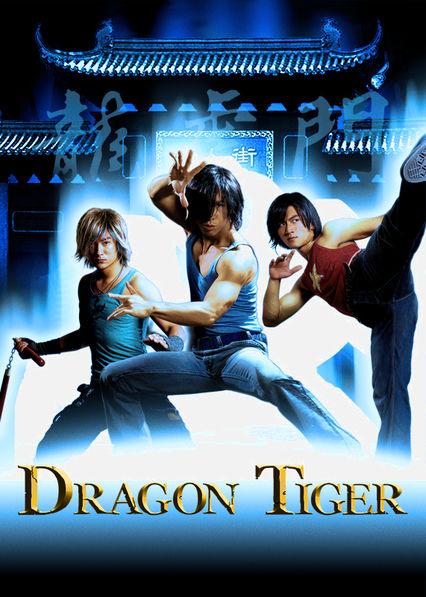 Dragon Tiger Gate Netflix MX (Mexico)