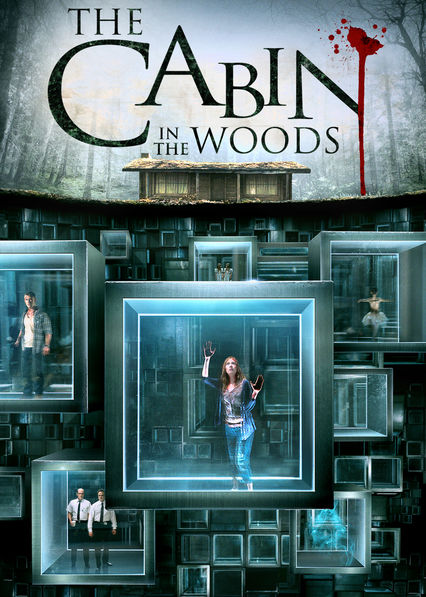 The Cabin in the Woods Netflix UK (United Kingdom)