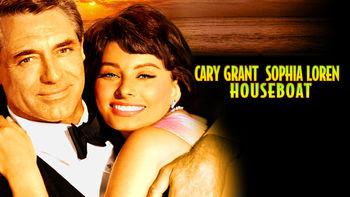 Netflix box art for Houseboat