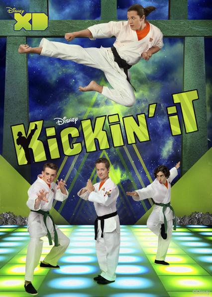 Kickin' It Netflix MX (Mexico)