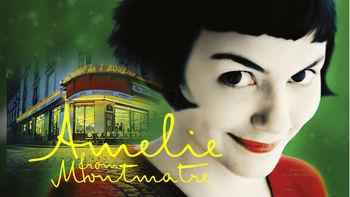 Netflix box art for Amelie