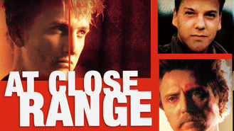 Netflix box art for At Close Range