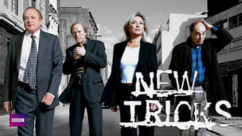 Netflix box art for New Tricks - Season 1