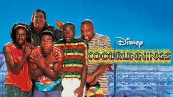 Netflix box art for Cool Runnings