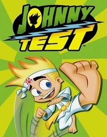 Johnny Test Season 5: A Holly Johnny Christmas / Johnny's 1st Annual Snow Ball