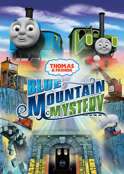 Thomas and Friends: Blue Mountain Mystery Netflix US (United States)
