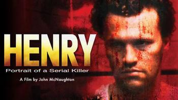 Netflix box art for Henry: Portrait of a Serial Killer