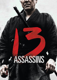 13 Assassins Netflix BR (Brazil)