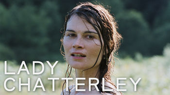 Netflix box art for Lady Chatterley
