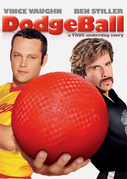 Dodgeball: A True Underdog Story Netflix BR (Brazil)