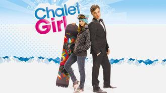 Netflix box art for Chalet Girl