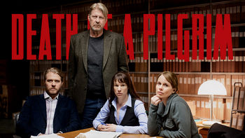 Netflix box art for Death of a Pilgrim - Season 1
