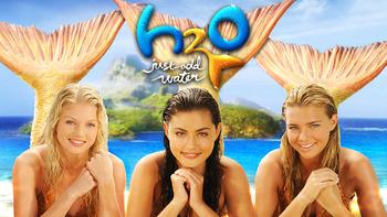 Netflix box art for H2O: Just Add Water - Season 1