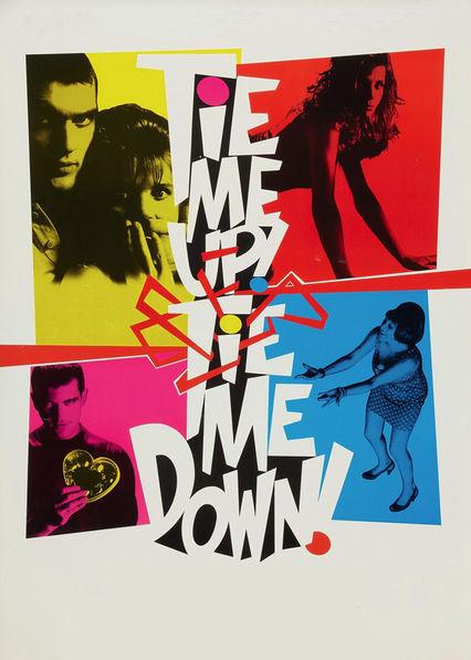 Tie Me Up! Tie Me Down! Netflix VE (Venezuela)