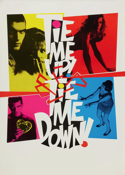 Tie Me Up! Tie Me Down! Netflix PY (Paraguay)