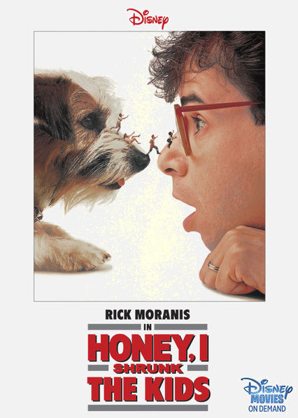 Honey, I Shrunk the Kids Netflix BR (Brazil)