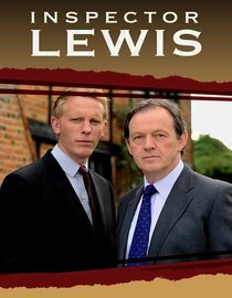 Masterpiece Mystery!: Inspector Lewis: Series 2: The Point of Vanishing