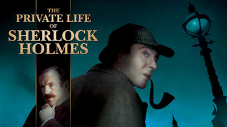 Netflix box art for The Private Life of Sherlock Holmes