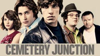 Netflix box art for Cemetery Junction