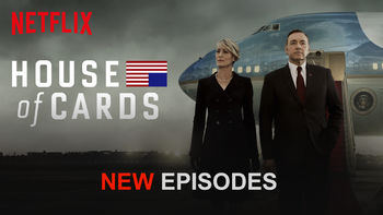 Netflix Box Art for House of Cards - Season 3