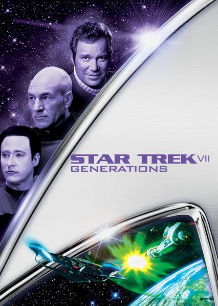 Star Trek: Generations Netflix VE (Venezuela)
