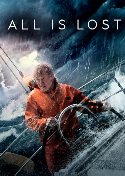 All Is Lost Netflix BR (Brazil)