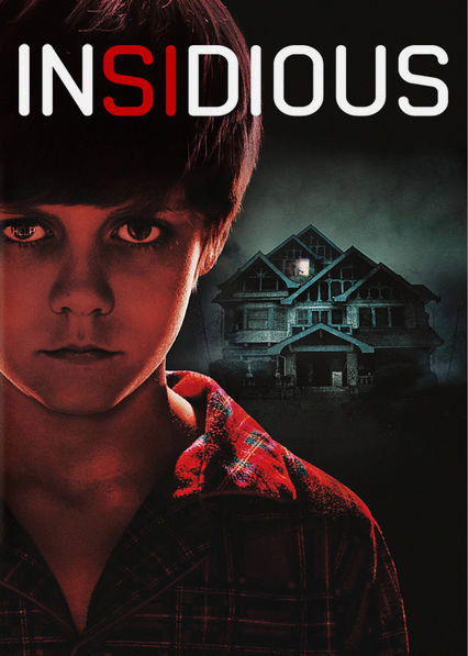 Insidious Netflix UK (United Kingdom)