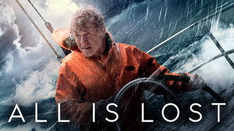 Netflix box art for All Is Lost