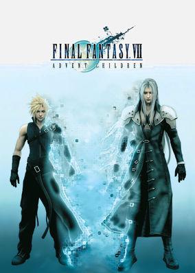 Final Fantasy VII: Advent Children Netflix ES (España)