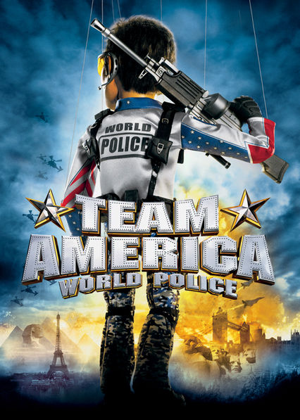 Team America: World Police Netflix CO (Colombia)